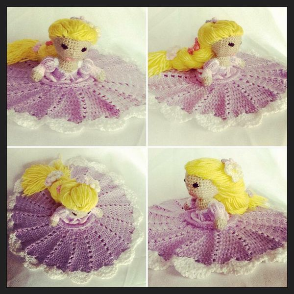 Rapunzel inspired snuggle doll other characters can be made to order 😊