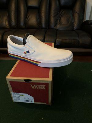 $45 VANS size men: 7.5 women: 9 for Sale in Corona, CA