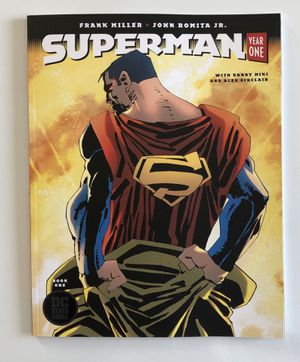 Superman Year One First Ed, 1st Print for Sale in VANDENBRG Air Force Base, CA