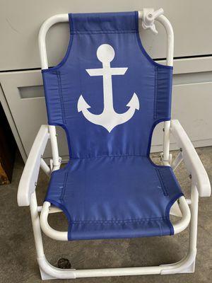 Heritage kids beach chair for Sale in Glendora, CA