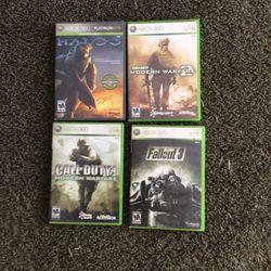 Xbox 360 Games for Sale in El Cajon,  CA