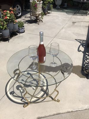 Beautiful Antique Wrought Iron Table for Sale in San Gabriel, CA