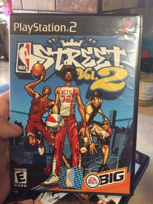 PS2 NBA Street 2 for Sale in Seguin, TX
