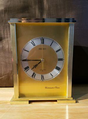 Seiko Westminster Quartz clock for Sale in Phoenix, AZ