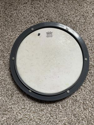 REMO practice drum pad for Sale in Tacoma, WA