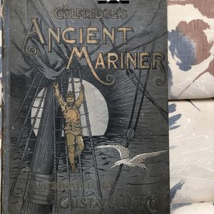 The rhyme of the ancient mariner by Samuel Taylor Coalridge with illustrations by Gustav DoreIn the year of 1889 for Sale in Oceanside, CA