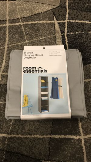 Room essentials for Sale in Rancho Cucamonga, CA
