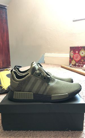 """Adidas Nmd """"olive"""" for Sale in Pittsburgh, PA"""