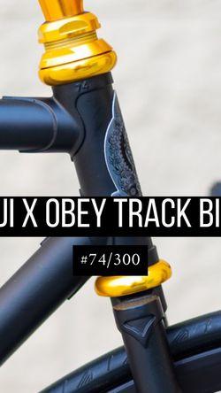 🌟💥🌟 Obey x Fuji Track Bike (Collector Grade) 🖤✨🕋 for Sale in Los Angeles,  CA