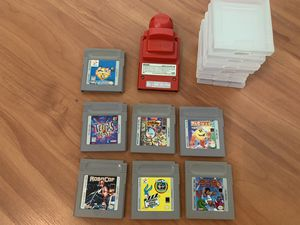 Nintendo GameBoy Games - Bundle for Sale in Miami, FL