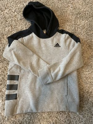 Youth boys Adidas hoodie -M for Sale in Pflugerville, TX