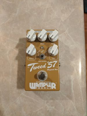 Wampler Tweed '57 guitar pedal for Sale in Chicago, IL