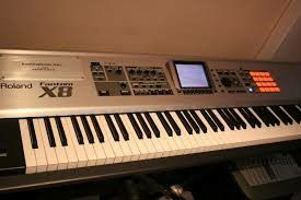 Roland x8 fantom awesome only 450 obo for Sale in Ithaca, NY