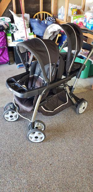 Graco double stroller for Sale in Oceanside, CA