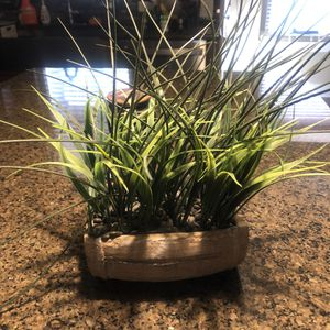 Fake plant accent decor for Sale in Austin, TX