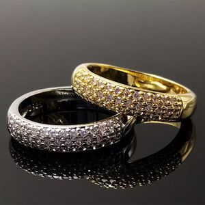 Unisex Stamped 925 Sterling Silver and 18K Gold plated Engagement/Wedding Ring Set- Code AV45 for Sale in Washington, DC