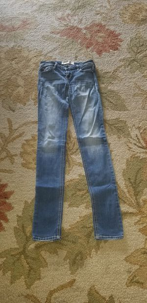 Hollister jeans 24 x 33L for Sale in Fresno, CA