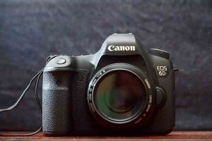 Canon 6D with 100mm macro, 50mm, and 75-300mm lenses for Sale in Oviedo, FL