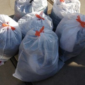 6 Bags of Clothes and Shoes for Adults and Kids for 80$ for Sale in Houston, TX