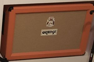 Orange PPC212 guitar cabinet for Sale in Cary, NC
