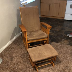 Rocking Chair And Automan for Sale in Eagle Mountain, UT