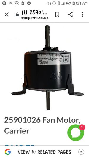 WEG Single phase Induction Motor for Sale in Pico Rivera, CA