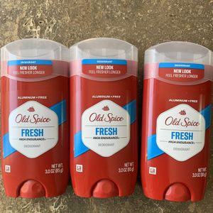 Old Spice Deodorant Gel All For $9 for Sale in Perris, CA