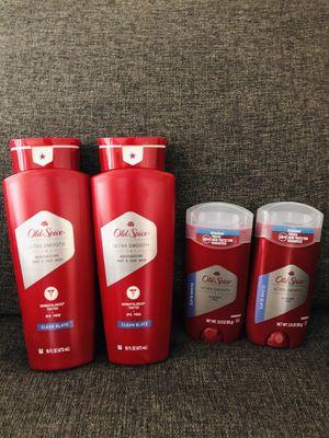 Old spice body wash/ deodorant for Sale in Chula Vista, CA