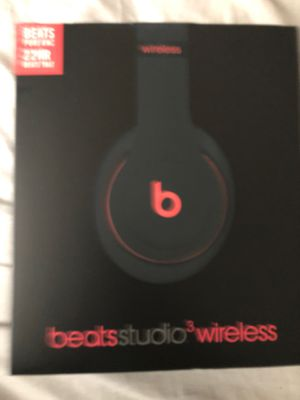 Beats Studio 3 wireless (READ DESCRIPTION) for Sale in Midlothian, VA