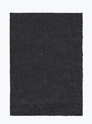 8x10 black shaggy rug for Sale in Beverly Hills, CA