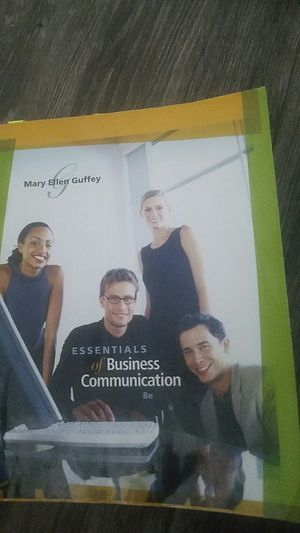 Essentials of Business Communication for Sale in Spokane, WA