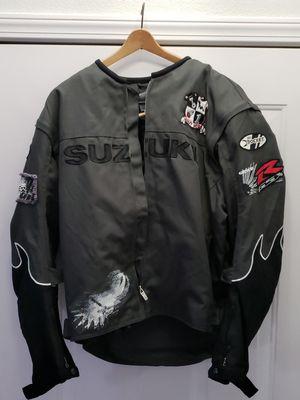 Suzuki motorcycle jacket XL for Sale in Henderson, NV