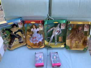 Wizard of Oz Barbie set for Sale in Vancouver, WA