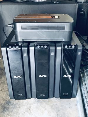 Battery backup & surge proteccion 650 for Sale in Sherman, TX