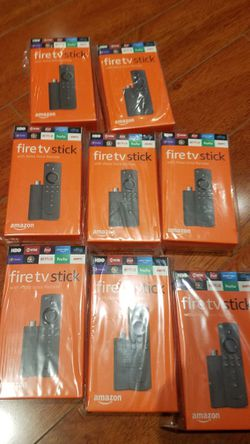 Amazon Firestick Fire Stick Movies Stick Ready To Use for Sale in Milpitas,  CA