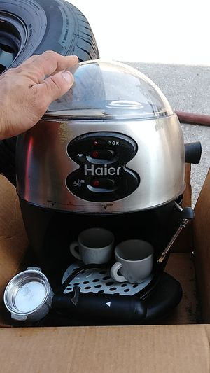 Haier coffee maker for Sale in Fort Myers, FL
