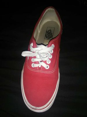 Red vans for Sale in Phoenix, AZ