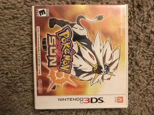 Pokémon sun for Sale in Kingsport, TN