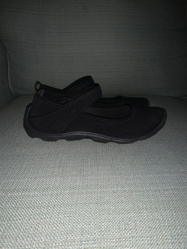 Girls Crocs Mary Jane Kids Shoes