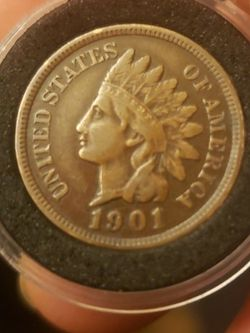 1901 Indian Head Penny for Sale in Downers Grove,  IL