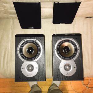 Polk Audio TSi100 2-way bookshelf speakers for Sale in HOFFMAN EST, IL
