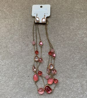 Charming Charlie jewelry set for Sale in Pflugerville, TX