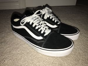 Size 10 Vans Old School (Brand New) for Sale in Coppell, TX