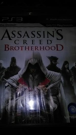 Assassins creed brotherhood for Sale in El Monte, CA