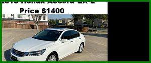 ֆ14OO_2013 Honda Accord for Sale in Dallas, TX