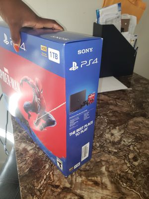 Ps4 brand new for Sale in San Leandro, CA