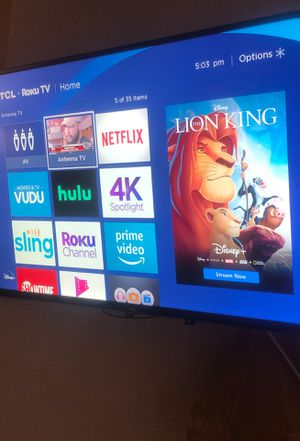Brand new TCL smart tv 50 inch for Sale in Plant City, FL