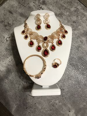 Necklace jewelry set FREE SHIPPING (#30) for Sale in Boyds, MD