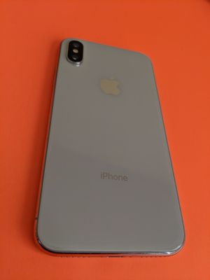 iPhone X 256GB for cricket/at&t. NO TRADES. for Sale in Kissimmee, FL