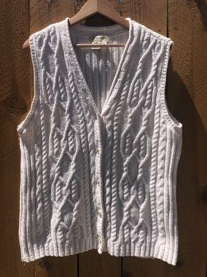 Eddie Bauer Sweater Vest Women's Medium for Sale in Alhambra, CA